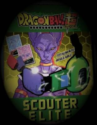 Scouter Elite Dragon Ball Z